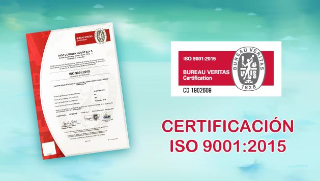 ¡Tenemos certificación para darles la mejor calidad de educación a tus hijos!